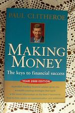 MAKING MONEY - The keys to financial success by Paul Clitheroe Year 2000 Editi