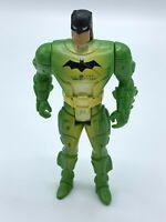 """Batman DC Comics 1994 Kenner 5"""" Green Suit Action Figure Loose Toy - Vintage"""