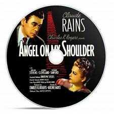 Angel On My Shoulder Black And White Public Domain film Converted To DVD