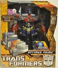 "TRANSFORMERS leader -- Battaglia GANCI Optimus prime grandi ca. 12 ""NUOVO"
