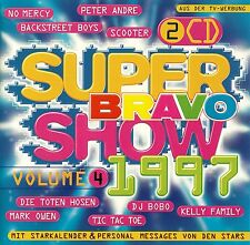 BRAVO super show 1997-Volume 4/2 CD-Set