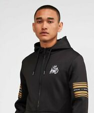 Kings Will Dream Vez Poly Hoodie-Black/Gold