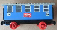 Lego Città  Treno Vagone Passeggeri 137  (1975)  Visita il mio Negozio