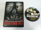 RIGHTEOUS KILL DVD STEELBOOK ENGLISH DEUTSCH GERMAN ED ROBERT DE NIRO AL PACINO
