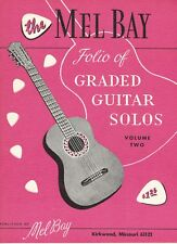 The Mel Bay Folio of Graded Solos Volume Two