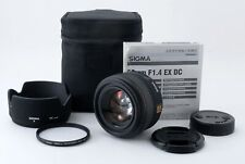 Sigma DC 30mm f/1.4 HSM EX Lens For Nikon [Exc++] from Japan