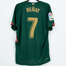 2019-20 Athletic Club Bilbao Away Shirt #7 BEÑAT *BNWT* New Balance Jersey
