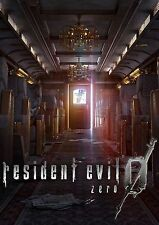RESIDENT EVIL 0 ZERO HD REMASTER Steam key PC Game - Free shipping FAST DELIVERY