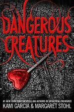 DANGEROUS CREATURES [9780316370318] - MARGARET STOHL KAMI GARCIA (HARDCOVER) NEW