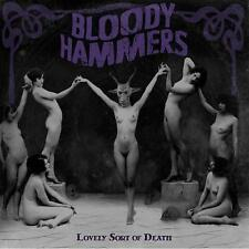 Bloody Hammers - Lovely Sort Of Death (NEW CD)