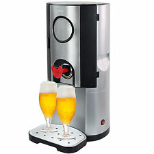 Bierkühler Bierzapfanlage Syntrox mit thermoelektrischer Kühlung für 5L Fässer