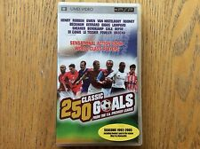 250 Classic Goals From The Premier League Psp Umd!