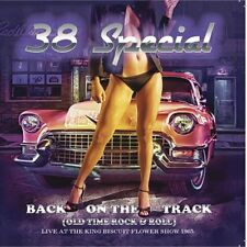 38 SPECIAL - Back On The Track (Old Time Rock&Roll) - Live At The... CD - 732050