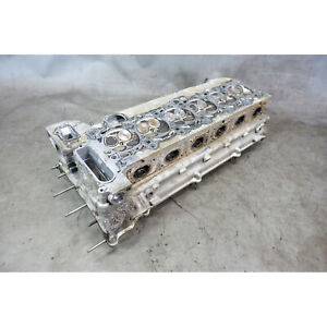 BMW M52TU M54 2.5L 3.0L 6-Cyl Cylinder Head w Valves 1999-2006 OEM Z3 E46 E39