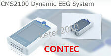 CONTEC CMS2100 AEEG&EEG Holter machine,8 channels 24hrs analysis USB CD NEW