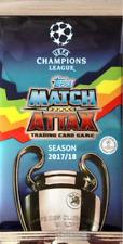 Match Attax PES NEW Packet 2017/18 Liverpool Barca Dortmund RARE SET NEW GIFT
