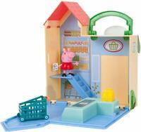 Peppa Pig de Peppa Little Comestibles Tienda Playset de Juguete & Figura Edad 3+