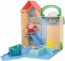 Peppa Pig Peppa's Little Grocery Store Toy Playset & Figure Age 3+
