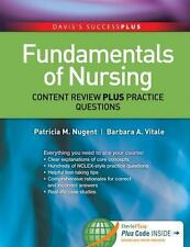 Fundamentals of Nursing Content Review Plus Practice Questions Review Study Book