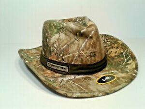 Realtree Mens Cowboy Hunting Hat Size Lg-Xlg NWT