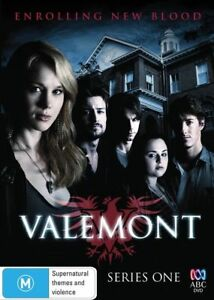 Valemont : Series 1 (DVD) Region 4 Very Good Condition