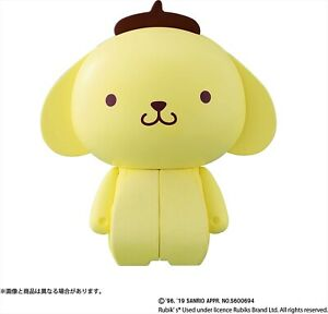 mo-7 Megahouse Charaction CUBE Pom Pompom Purin Twist Puzzle JAPAN OFFICAL