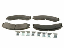 For 2011-2018 GMC Sierra 3500 HD Brake Pad Set Akebono 21665SC 2012 2013 2014