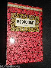 Beowulf by Dover Publications Inc. (Paperback, 1992-1st) Dover Thrift Edition