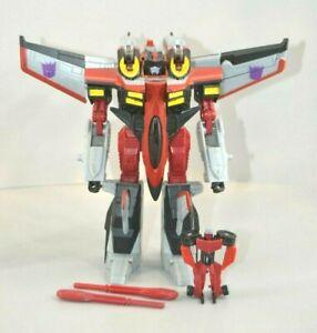 "2002 Transformers Armada STARSCREAM 7"" Figure"