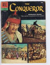 the Conqueror F.C. #690 Dell 1956 John Wayne photo-cover.