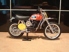 ON ANY SUNDAY 70's HUSQVARNA HUSKY 400 CROSS VINTAGE MOTOCROSS MODEL MEGA DETAIL