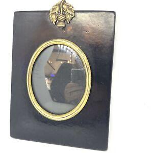 Antique Miniature Portrait Frame #826