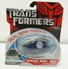 TRANSFORMERS REAL GEAR ROBOTS SPEED DIAL 800 HASBRO TY