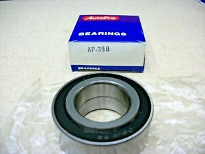 Auto Pro 39B Wheel Bearing DS19166 Double Row Sealed Ball Bearing ap-39b ds-