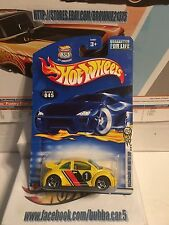 Hot Wheels 2002 First Editions Volkswagen New Beetle Cup 33/42