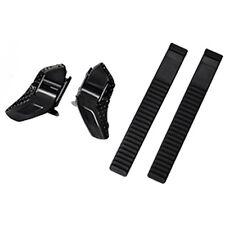 Shimano basso fibbia e cinturino Profile Set Nero smshlolblss