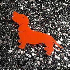 Dachshund Sausage Dog Brooch...Cute / Quirky / Kitsch
