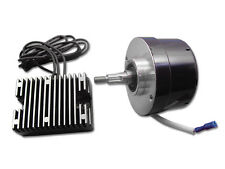 Harley Davidson Black 17 Amp Alternator Generator Conversion Kit