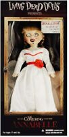 "ANNABELLE DOLL LDD Presents The Conjuring Living Dead Annabelle 10"". IN STOCK!"