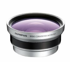 Olympus WCON-P01 Wide Angle Converter for 14-42mm F3.5-5.6II R MFT Lens F/S NEW