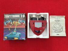 Boxed Tomytronic 3D Sky Attack Vintage 1983 Handheld Electronic Game * MINT *