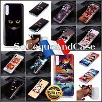 Coque Etui housse FASHION STYLE TPU Souple Case Cover Samsung Galaxy A50, A70
