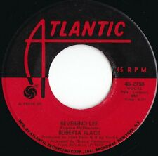 Roberta Flack ORIG OZ 45 Reverend Lee EX '70 Smooth soul Atlantic 2758