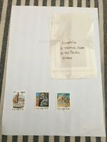 Cancelled Stamps, Niuafo'ou Cancelled Stamps, House Clearance Rare Mint Stamps