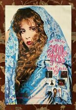 Stevie Nicks Timespace : Best Of Stevie Nicks rare original promotional poster