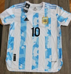 ARGENTINA 2021 LIONEL MESSI #10 Home jersey