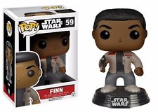 Star Wars Episode 7 FINN Funko POP Vinyl Bobblehead Figure 10cm