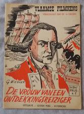 Vlaamse Filmkens N°341 De Vrouw van een ontdekkingsreiziger Averbode