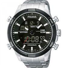 Relojes de pulsera baterías Pulsar de alarma