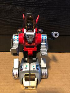 Vintage G1 Transformers SLAG Dinobot action figure w/weapon Gen 1 Autobot 1985